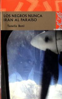 Los negros nunca irán al paraíso-Tanella Boni