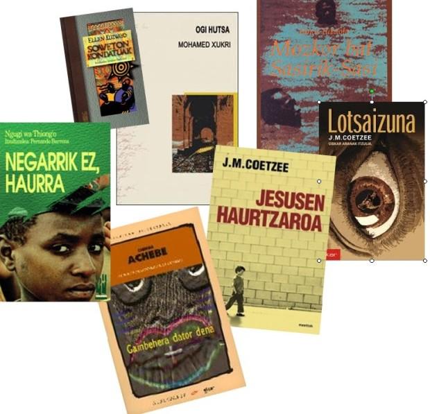 Afrikatik datorren literatura