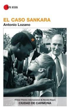 Cubierta: El caso Sankara