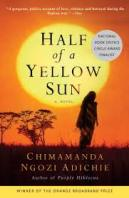 half of the yellow sun