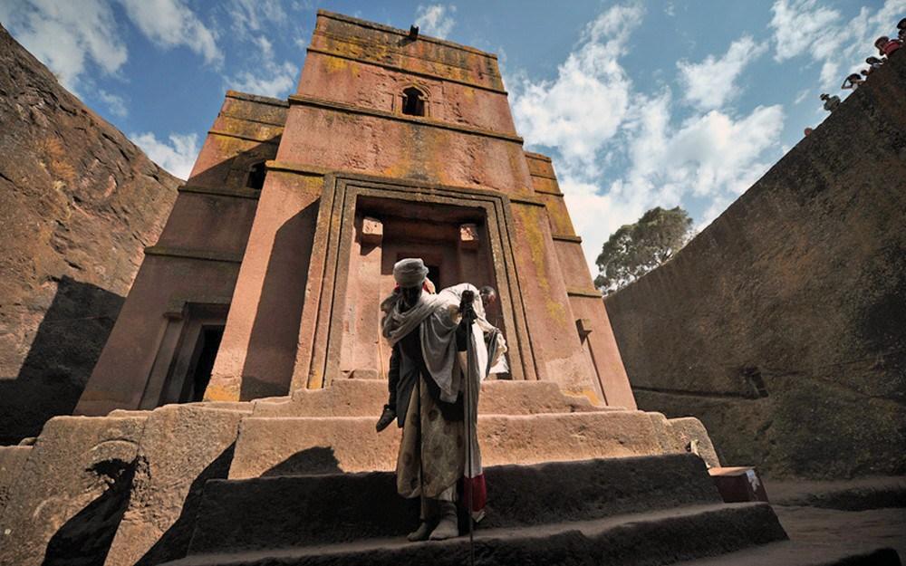 """Etiopía: las increíbles iglesias de la """"Jerusalén Negra"""" 1"""