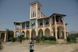 Biblioteca Keren (Eritrea)