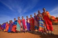 Maasai (Maa), la lengua de los que no quieren pedir