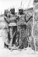 Nigeria 1970 Hausa girls
