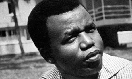 an image of africa chinua achebe thesis