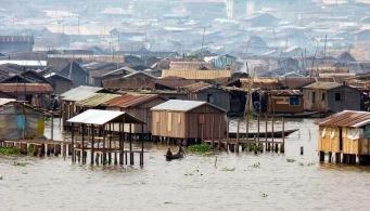 Makoko barrio flotante nigeria pop picture