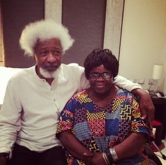 wole and ama ata aidoo