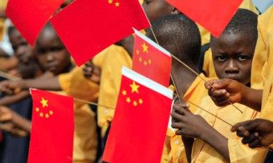Resultado de imagen de influencia china  en Centroáfrica