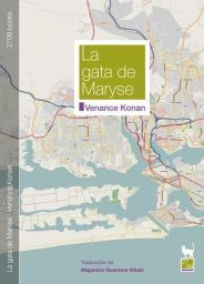 Cubierta - La gata de Maryse - Venance Konan - 2709 books