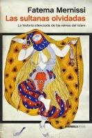 unademagiaporfavor-LIBRO-Las-Sultanas-Olvidadas-Fatema Mernissi-portada