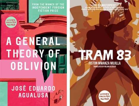 African-literature-books-Tram-83-and-A-General-Theory-of-Oblivion-longlisted-for-prize