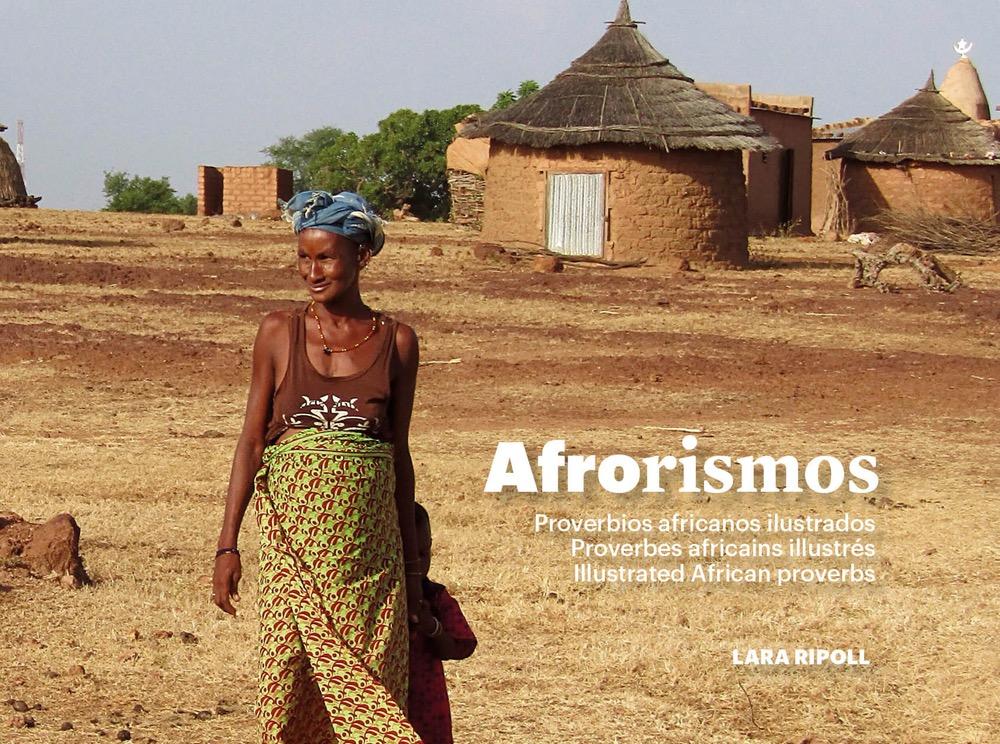 """Portada de """"Afrorismos"""""""