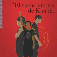 "Borja Monreal con ""El sueño eterno de Kianda"" novela un tabú histórico angoleño"