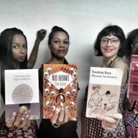 4 apasionad@s african@s por los libros (de los 4 puntos cardinales)