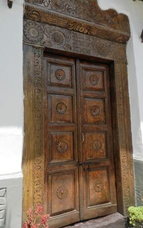 Puerta Harar (Etiopía). Foto: SFQ