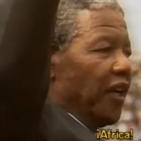100 años: Nelson Mandela en los libros