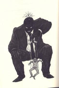 Dibujo: Ramón Esono