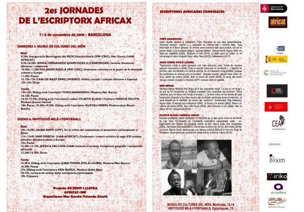2a JORNADA ESCRITORX AFRICAX (1)