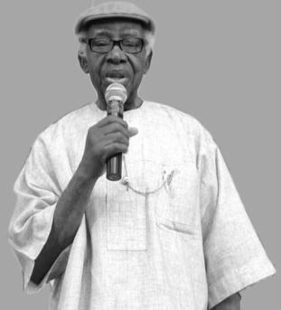 Gabriel Okara (Bayelsa, 1921-2019)